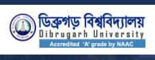 dibrugarh university result 2021