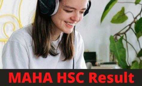 Maha hsc result 2021