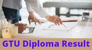 gturesults.in 2021 Diploma Result