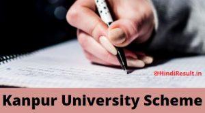 www.kanpuruniversity.org 2021-22 Scheme